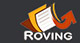Roving Bookkeepers - by Amber Everingham Logo